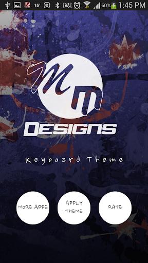 New Zeeland GO Keyboard theme