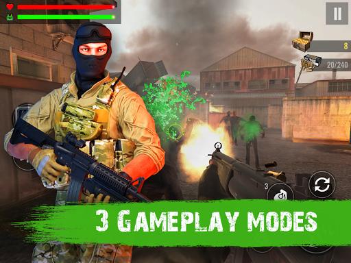 Zombie Shooter Hell 4 Survival  screenshots 15