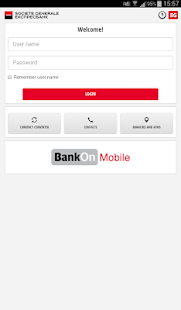 BankOn Mobile- screenshot thumbnail