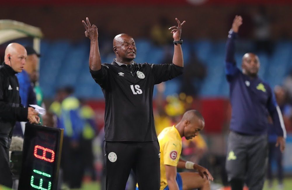 'It is not cheating'' says Mamelodi Sundowns coach Pitso Mosimane - SowetanLIVE