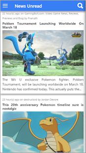 News for Nintendo Gamers - Nintendo Switch - Wii U - náhled