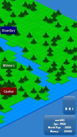 android VoxelCity Screenshot 2