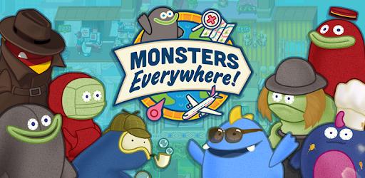 Monsters Everywhere Apps En Google Play
