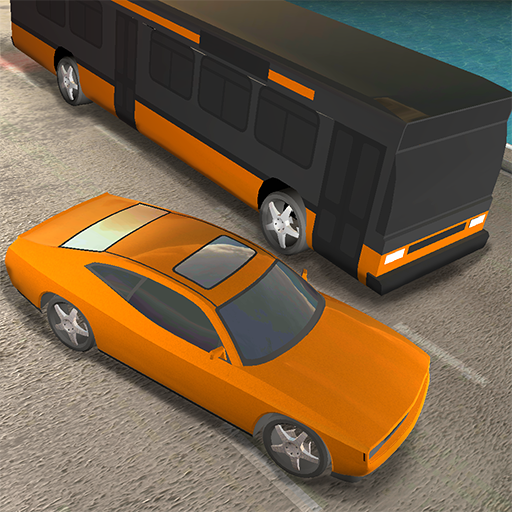 Impossible Highway Racer Game