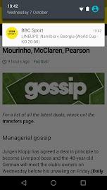 BBC Sport Screenshot 4