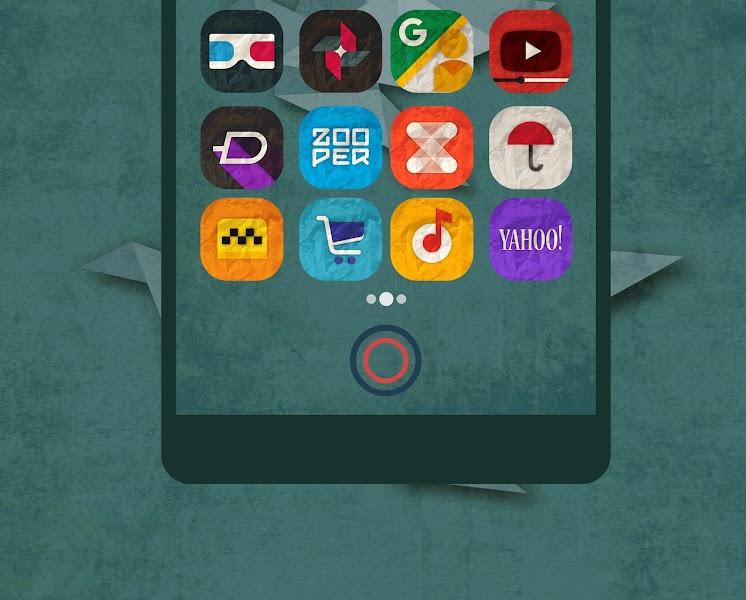 Rugos – Premium Icon Pack v2.1