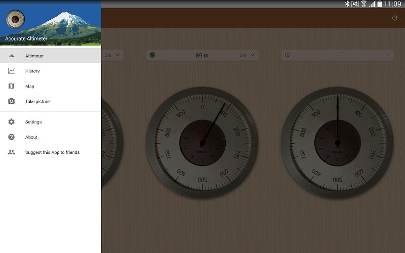 Accurate Altimeter PRO Screenshot 11
