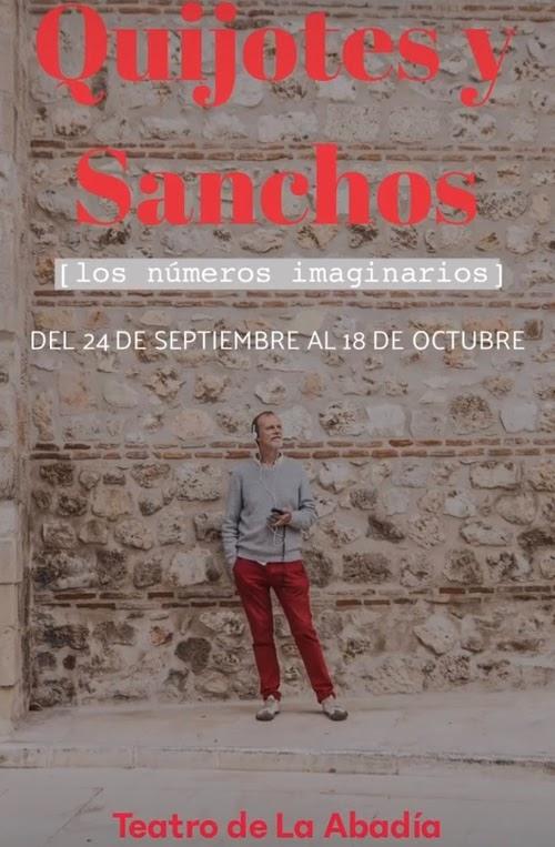 Quijotes y Sanchos