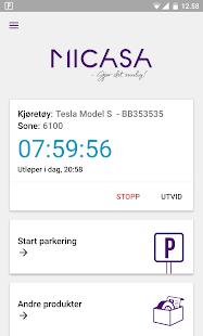 Micasa Parkering - náhled