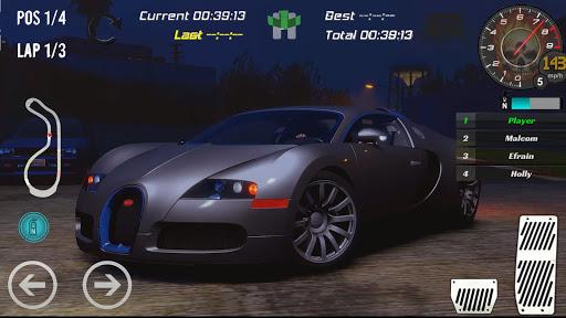 Real Bugatti Veyron Racing 2018 1.0 1