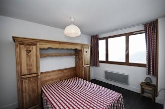 Photo: Une chambre double de la résidence