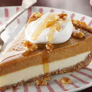 Vermont Maple-Pumpkin Pie