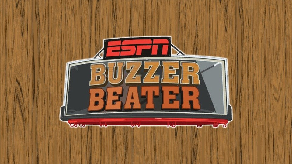 Watch ESPN Buzzer Beater live