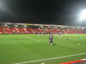 Photo: 30/12/11 v Rotherham United (Football League Div 2) 1-0 - contributed by Justin Holmes