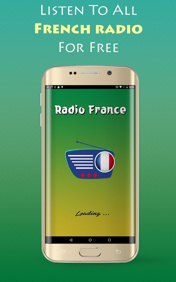 French Radio Stations- screenshot