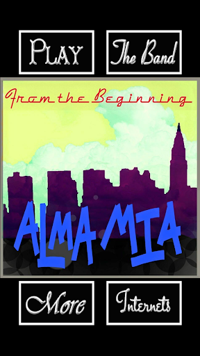 From the Beginning - Alma Mía