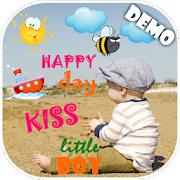 Baby Photo Collage DEMO