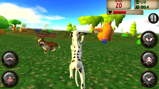 Dog Simulator: Doggy Fight