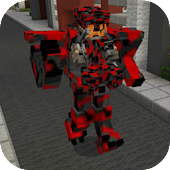 Mod Mech Suit for MCPE