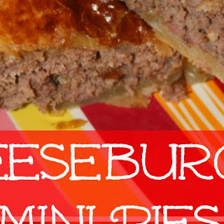 Cheeseburger Mini Pies