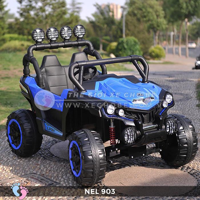 Xe ô tô điện địa hình NEL-903 4 động cơ 10