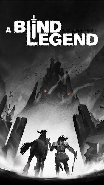 A Blind Legend Android App Screenshot