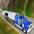 Uphill Oil Tanker Fuel Transport Sim 2018