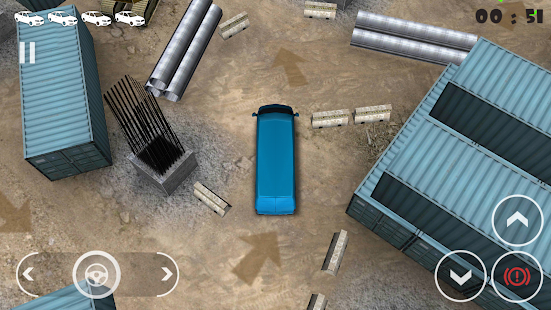 Parking Challenge 3D [LITE] Screenshot 9