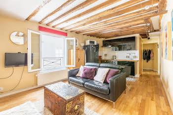 Appartement 2 pièces 35,04 m2