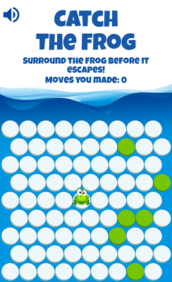 Catch The Frog - screenshot