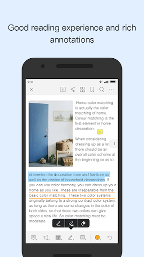 Foxit PDF Reader Mobile - Edit and Convert 7.2.1.1025 Apk for Android 2