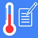 Temperature Log icon