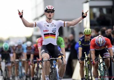 "Greipel bekent: ""Liever Ster ZLM Toer dan Dauphiné of Zwitserland"""