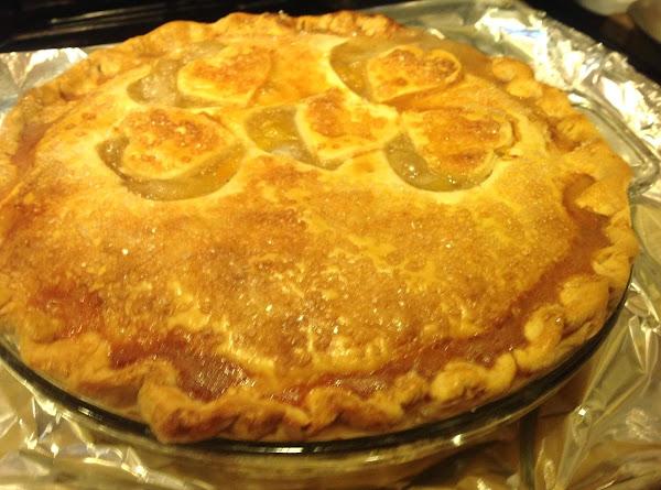 Peach Schnapps Pucker Licious Peach Pie Recipe