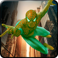 Flying Spider Web Hero Battle City Russian Mafia APK