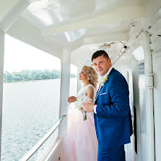 Wedding photographer Alena Kondakova (alenasimakova). Photo of 20.10.2016