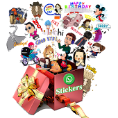 Stickers for Wtsapp - WtsApp Stickers