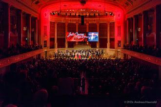 Photo: ABSCHIEDSKONZERT JOSÉ CARRERAS am 22.3. 2017 im Wiener Konzerthaus. Copyright: DI. Dr. Andreas Haunold