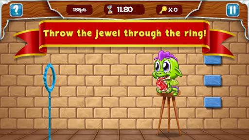 龙 宝石探秘 点击游戏