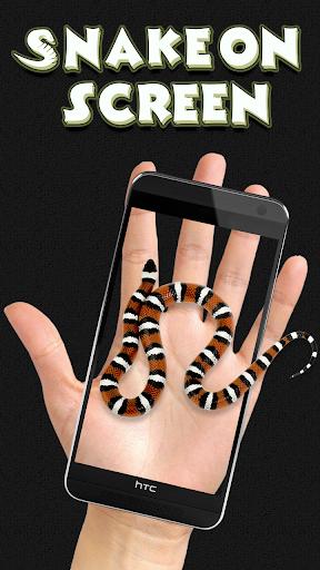 Serpente na mão Joke - iShake