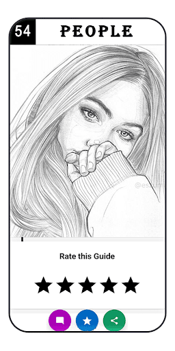 How to draw people Apk 2