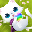 Bubble Cat Worlds Cute Pop Shooter icon