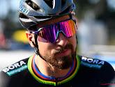 """Sagan heeft nog last van valpartij maar sprokkelt met mondjesmaat punten: """"Ik heb nog altijd wat pijn aan mijn knie"""""""