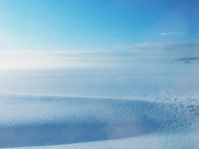 冬景色(撮影:香味尚之)