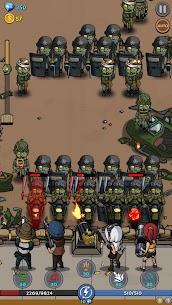 Zombie War: Idle Defense Game Mod Apk 89 (Unlimited Gold/Diamonds) 8