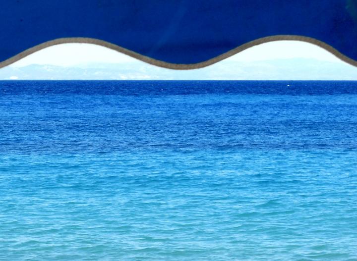 Look to my Blue di Silvio Lorrai