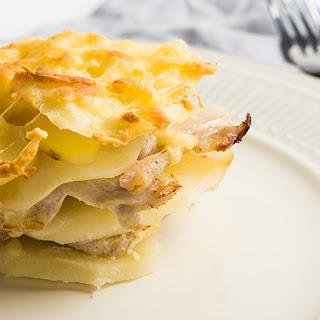 Hearty Potato And Turkey Casserole