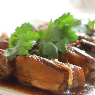 Chinese Barbecue Spareribs - Honey Garlic Spareribs.