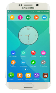Galaxy S8 launcher- screenshot thumbnail