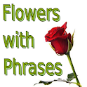 Flowers with Phrases icon